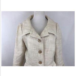 White House Black Market Jackets & Coats - White House Black Market Tweed Blazer